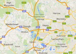 Landlord Gas Certificates - Areas Covered From Windsor